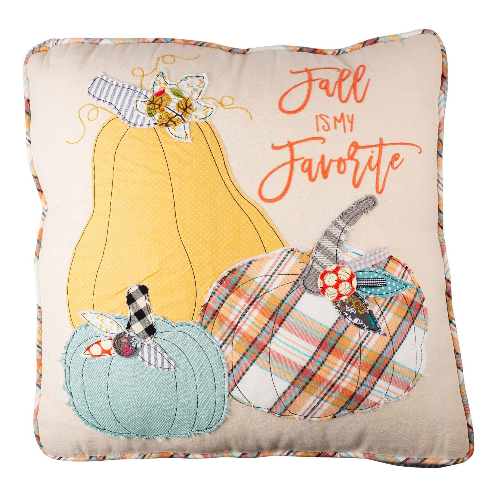 Glory Haus FALL IS OUR FAVORITE PILLOW