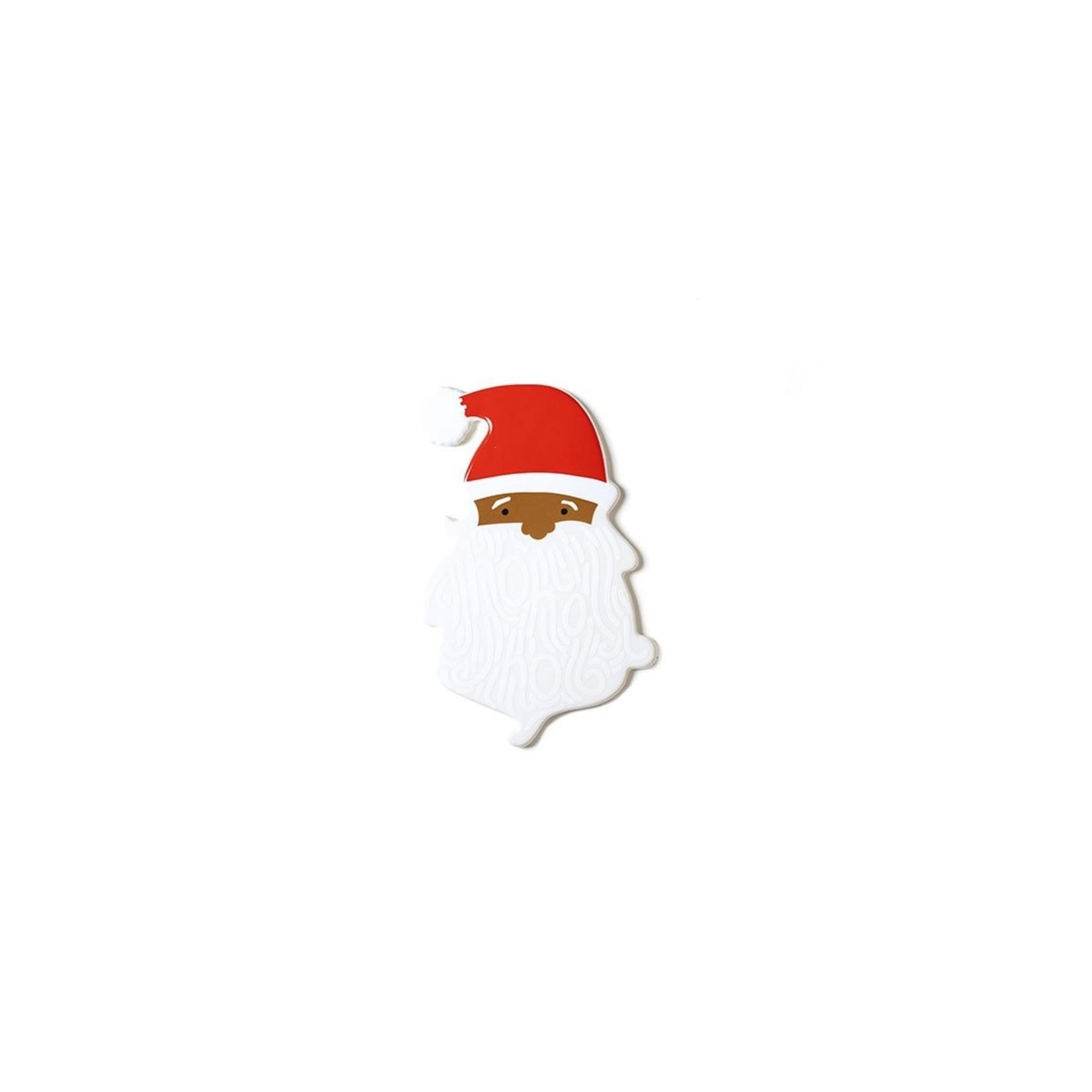 Happy Everything Santa Mini Attachment Brown Skin