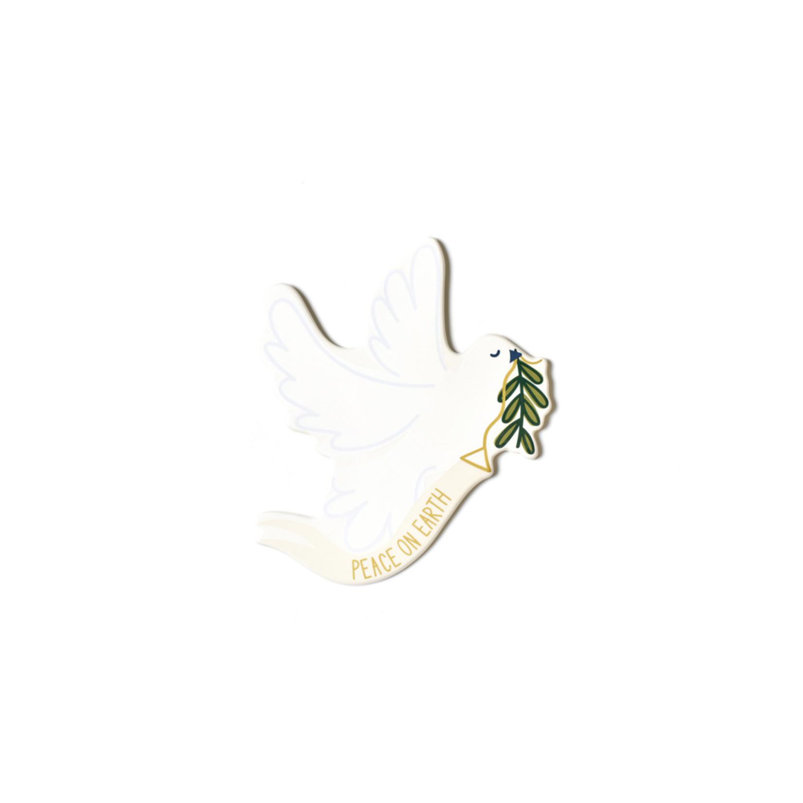 Happy Everything White Dove Mini Attachment