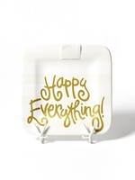 Happy Everything White Stripe Happy Everything 9.25 Mini Platter