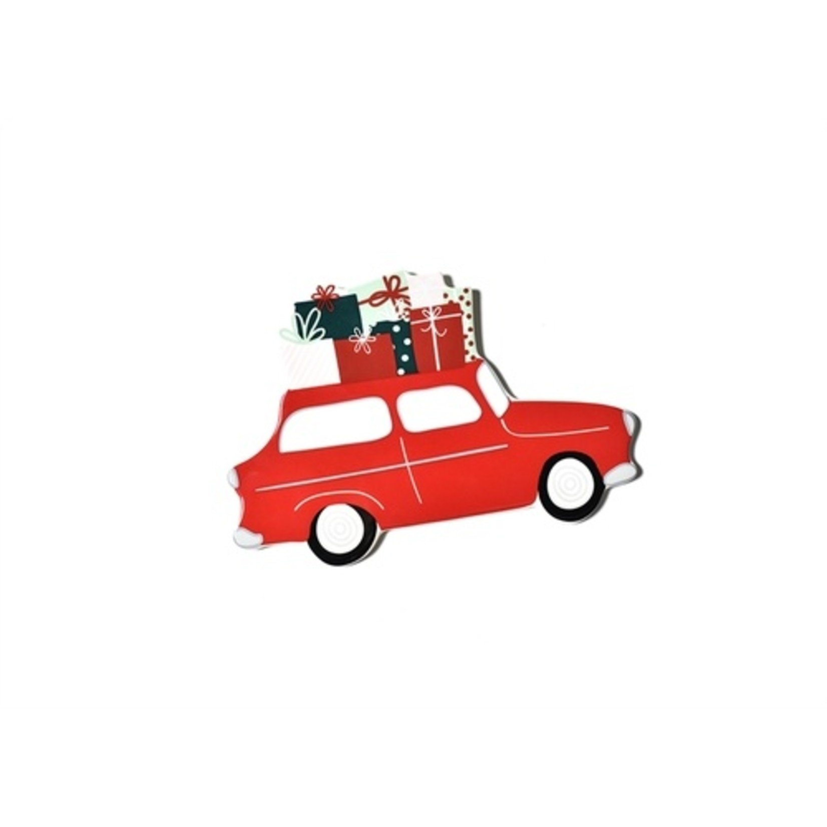 Happy Everything HOLIDAY CAR BIG ATTACHMENT
