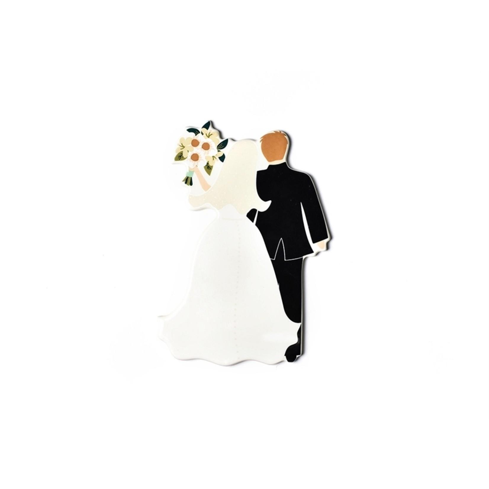 Happy Everything Bride Groom Big Attachment
