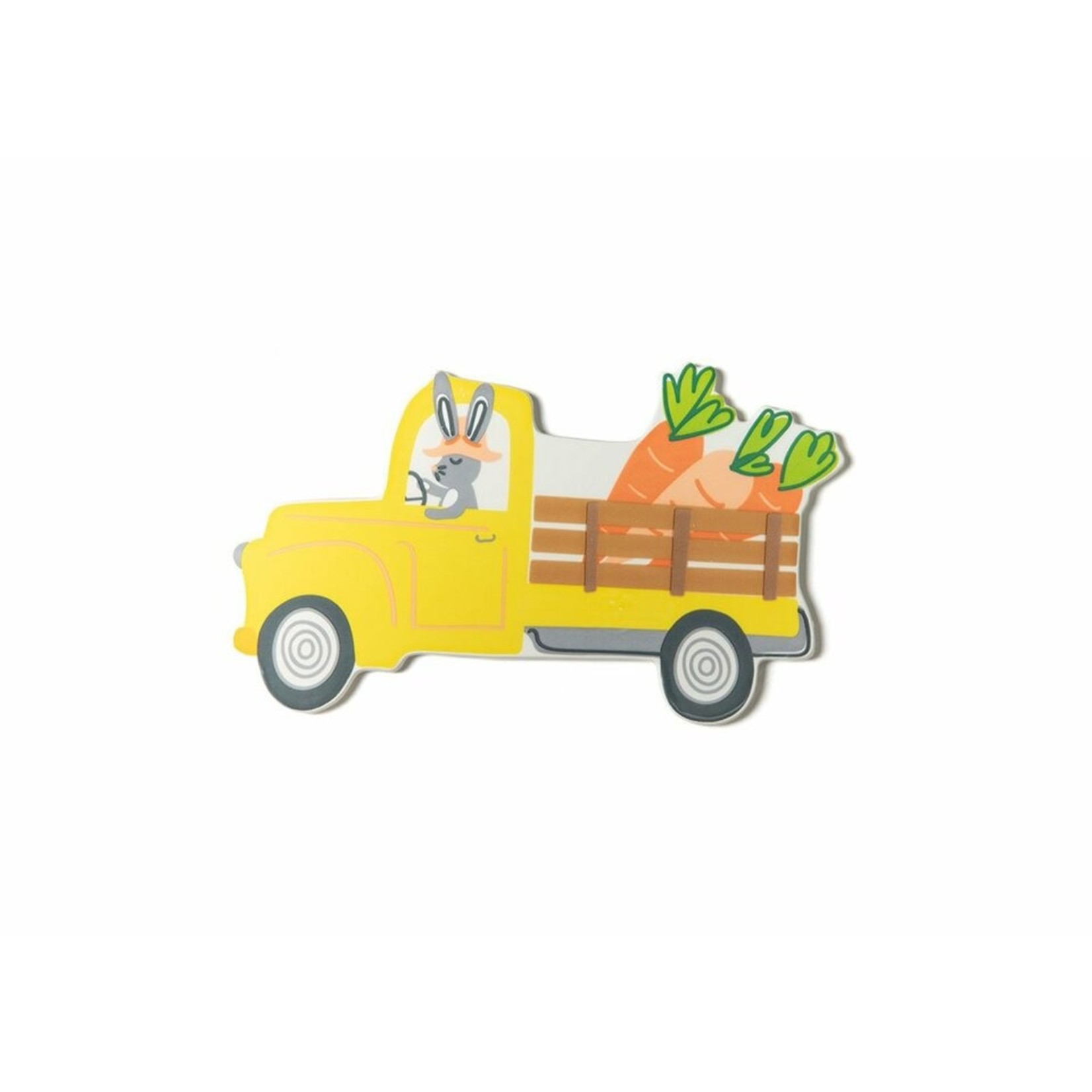 Happy Everything EASTER TRUCK BIG ATTACHMENT