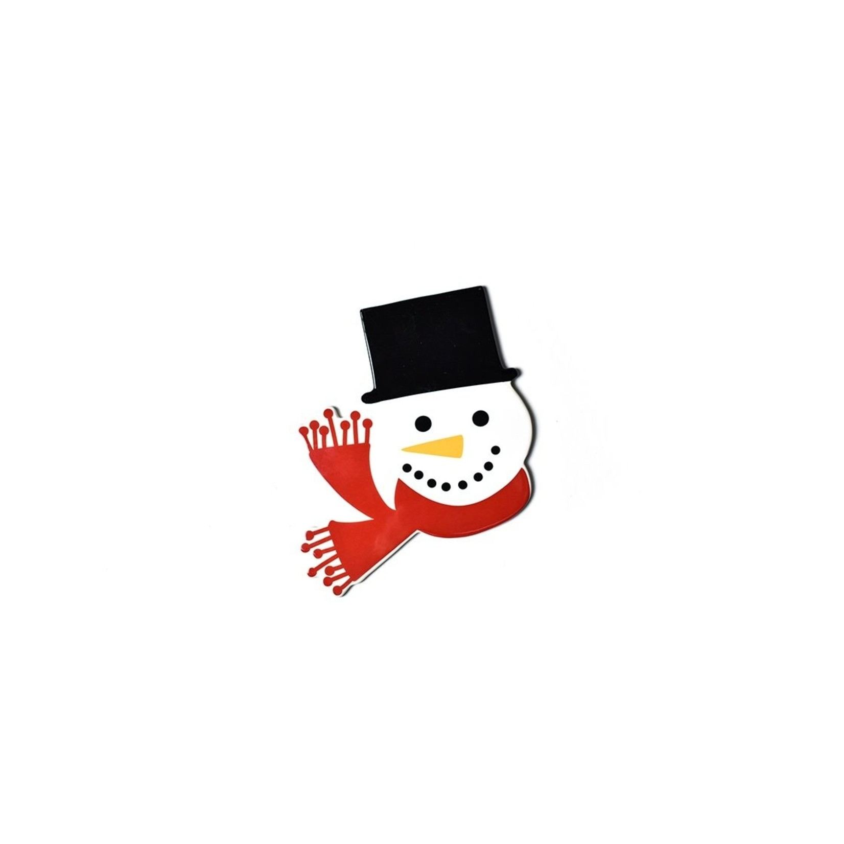 Happy Everything Top Hat Frosty Mini Attachment