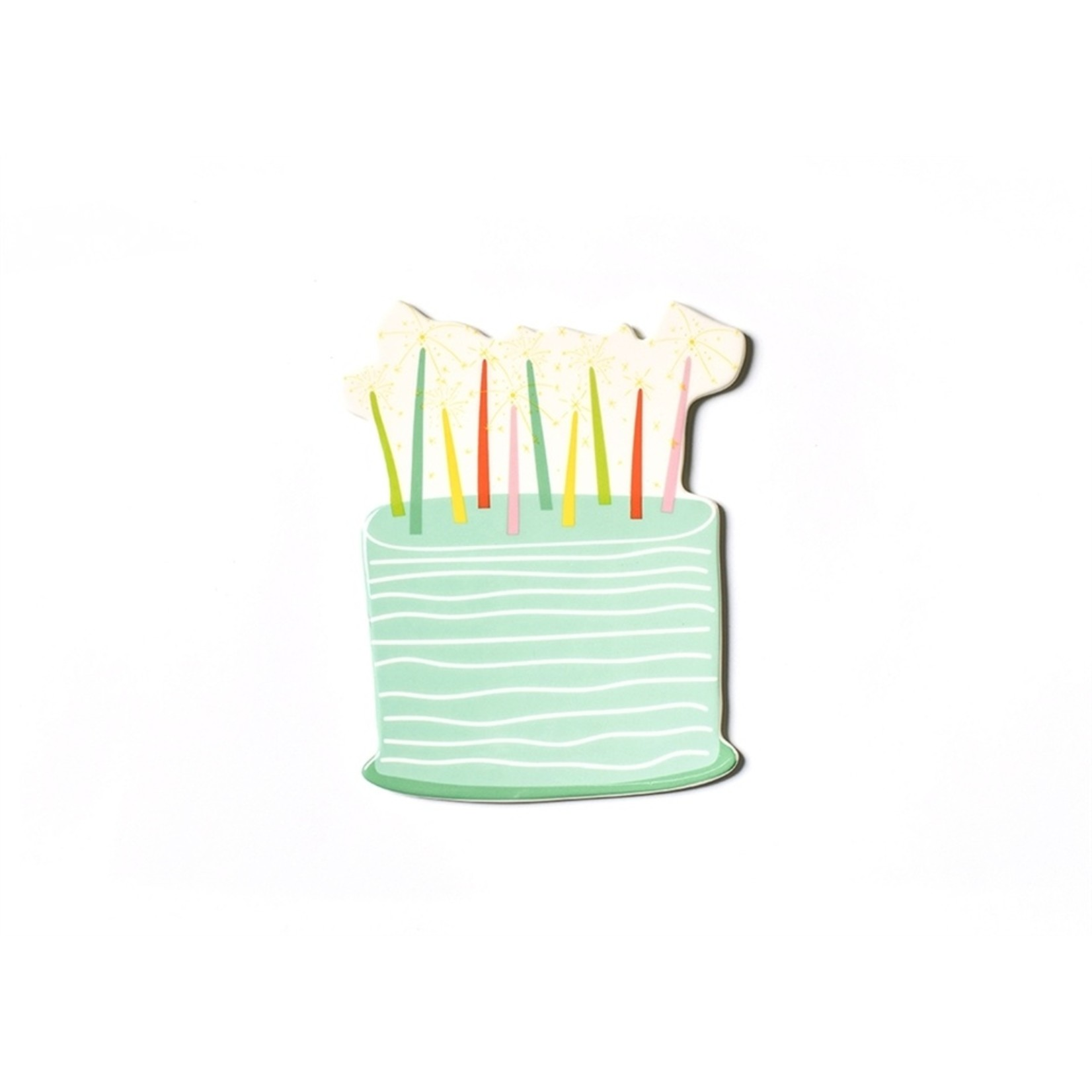 Happy Everything Sparkle Cake Big Attachment