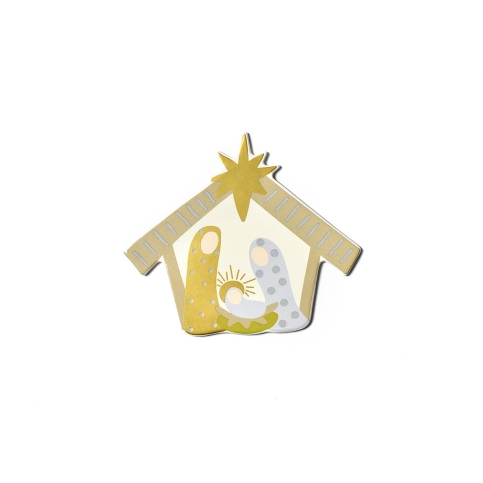 Happy Everything Neutral Nativity Big Attachment
