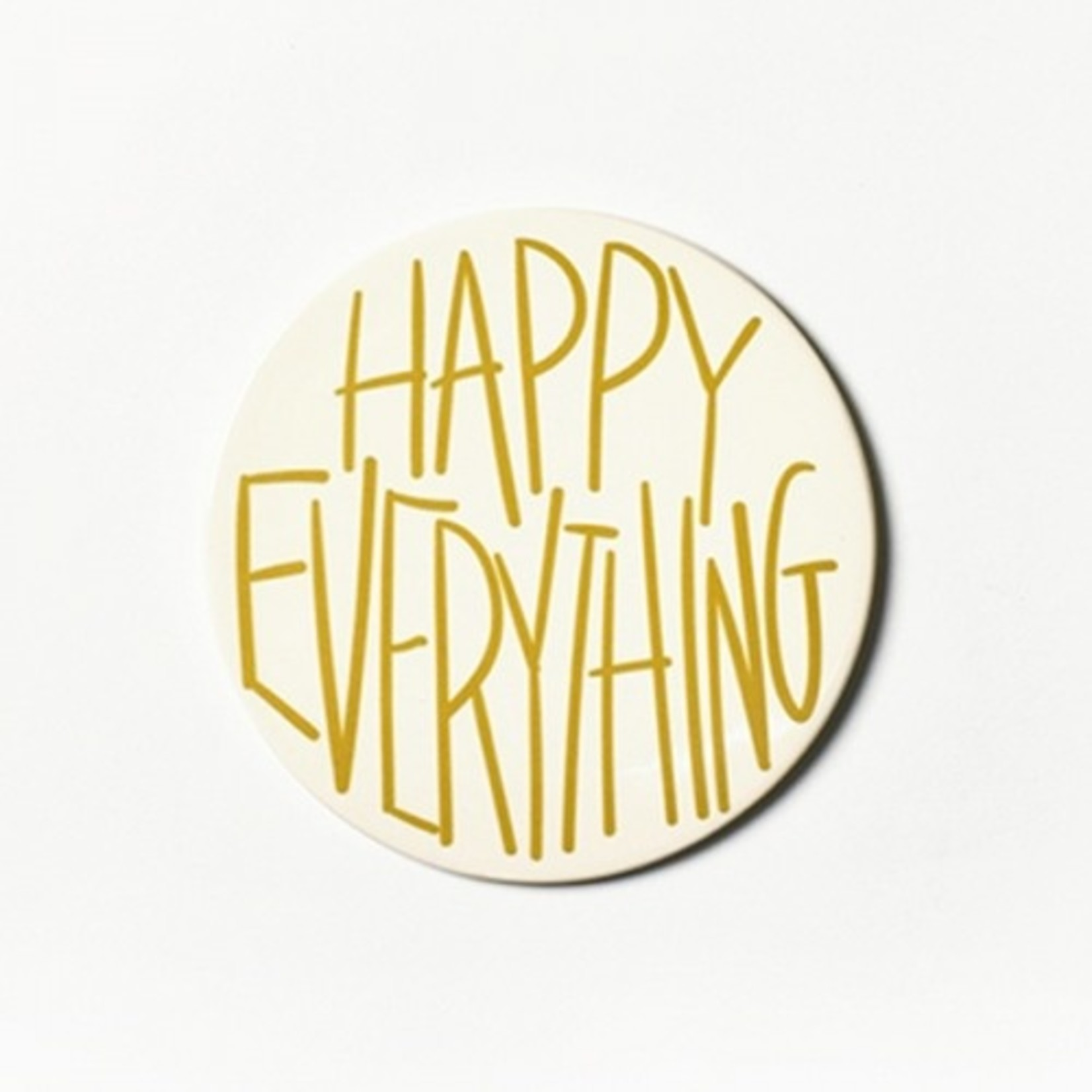 Happy Everything Happy Everything Gold Big Attachment
