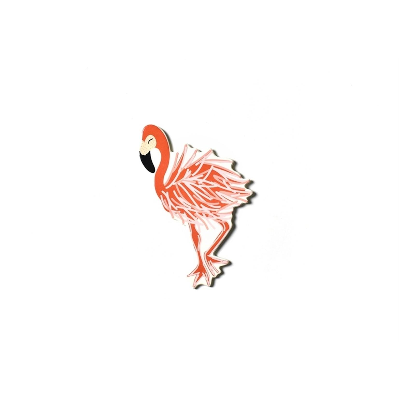 Happy Everything Flamingo Mini Attachment