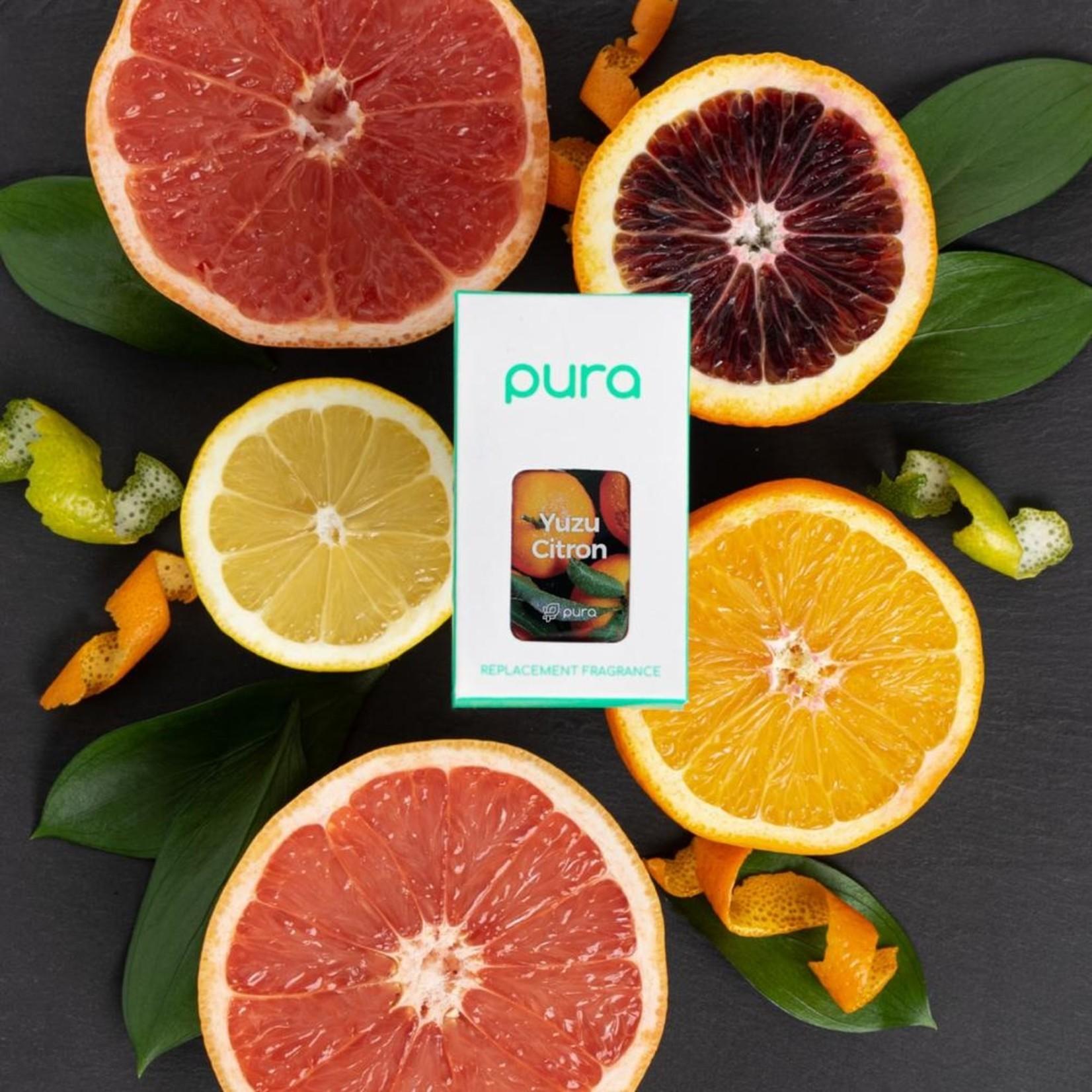 Pura Yuzu Citron Pura Fragrance