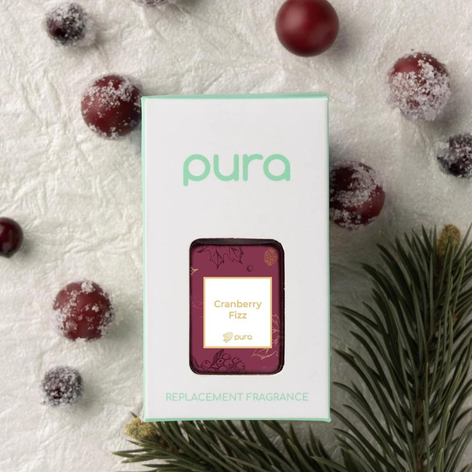 Pura Cranberry Fizz Pura Fragrance