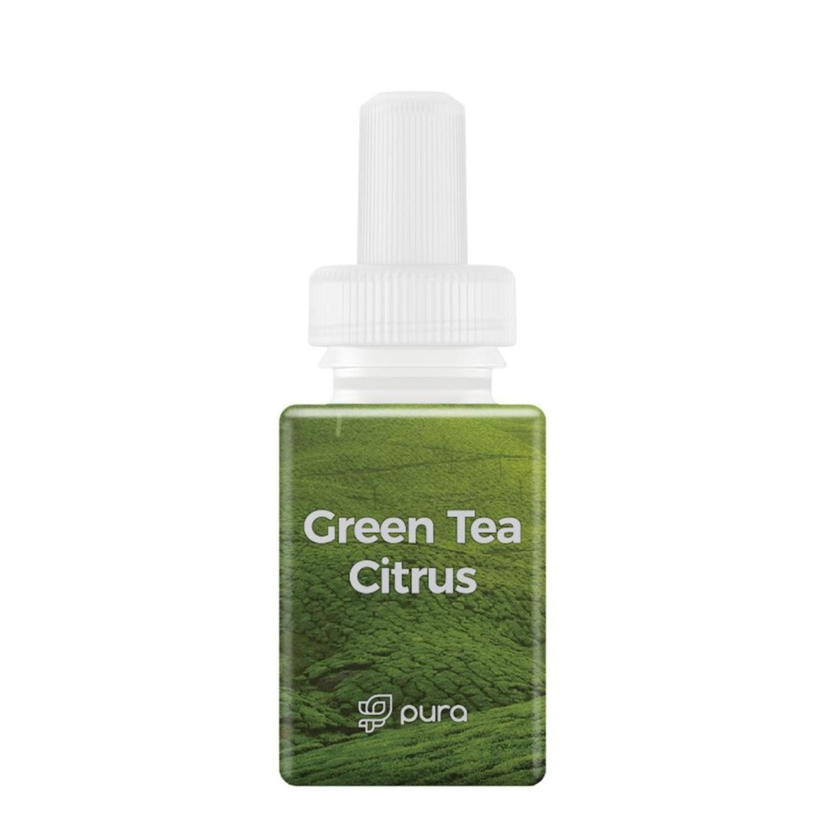 Pura Green Tea Citrus Pura Fragrance