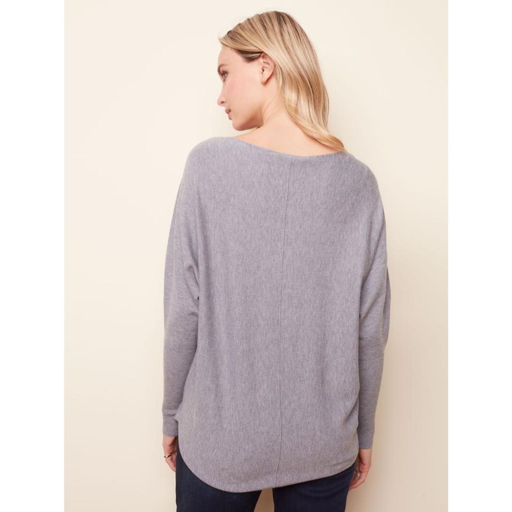 CharlieB Long Bat Dolman Sleeve Sweater