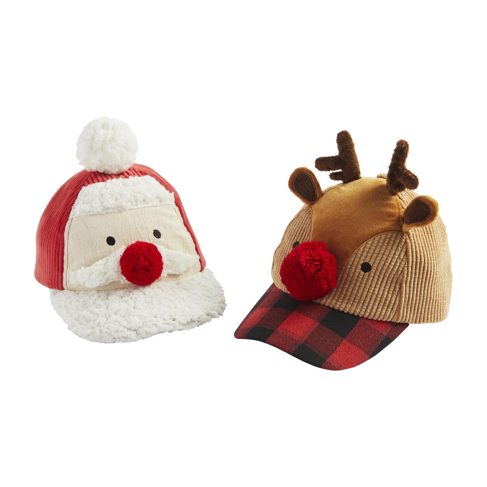 Mudpie Christmas Baseball Hats