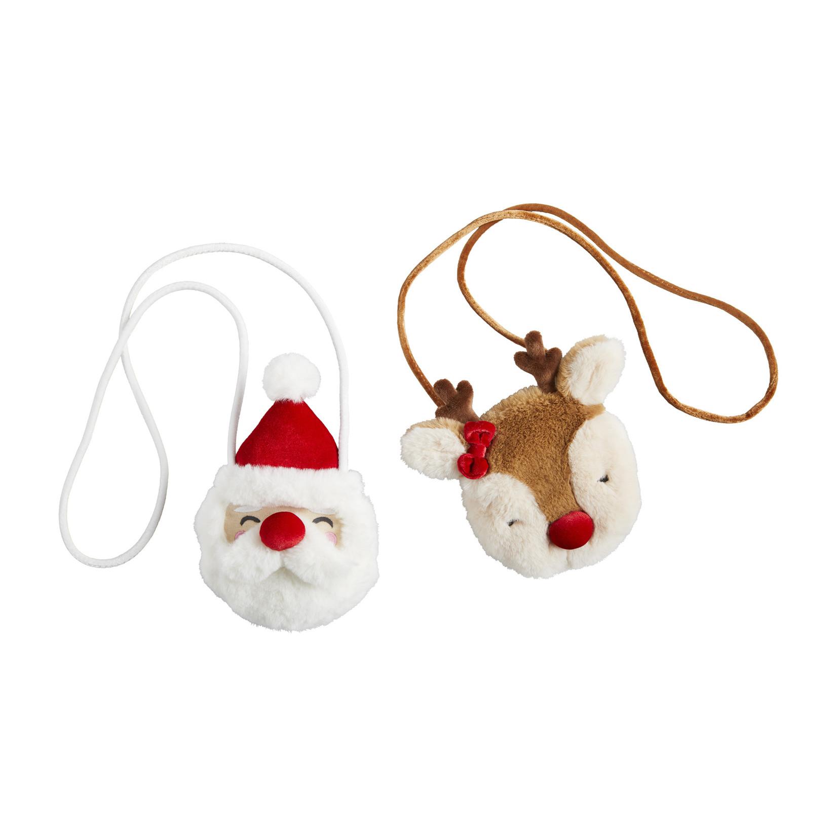 Mudpie Girl's Christmas Purses