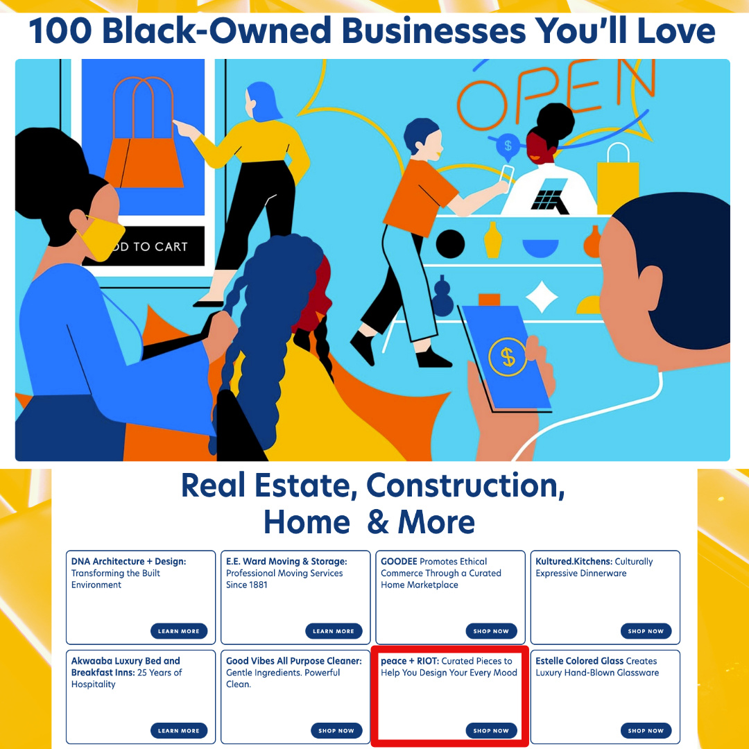 100 Black-Owned Businesses You'll Love