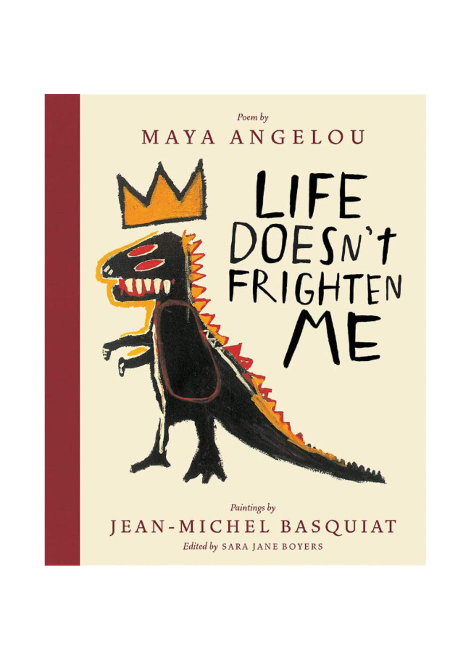 Life Doesn't Frighten Anniv Issue