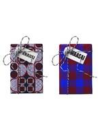 Anansi/Maasai Double-sided Gift Wrap