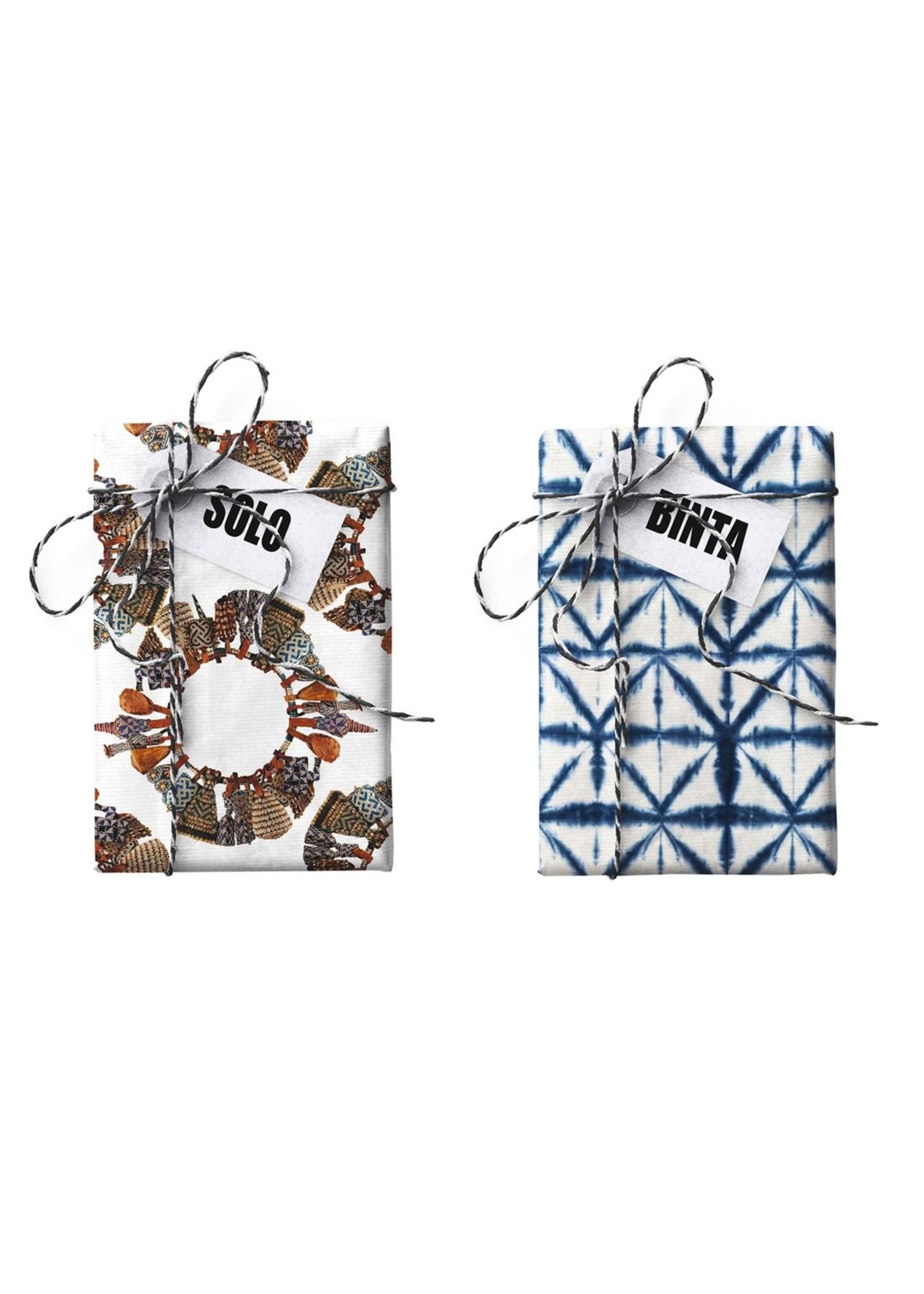 Solo/Binta Double-sided Gift Wrap