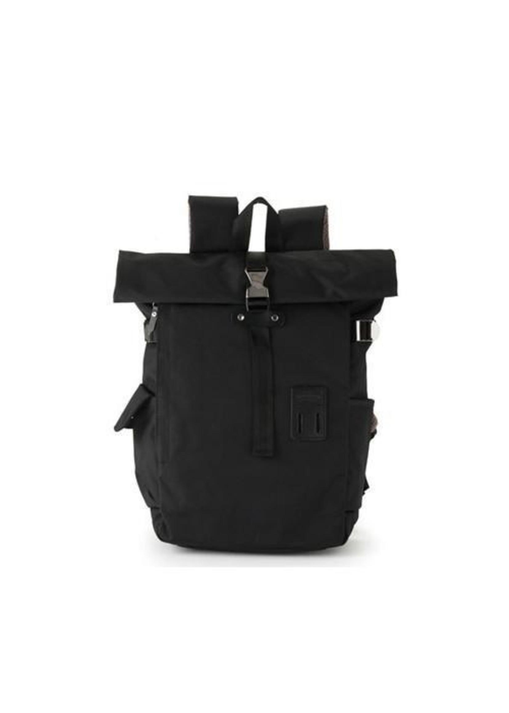 Rolltop Backpack 2.0 Black