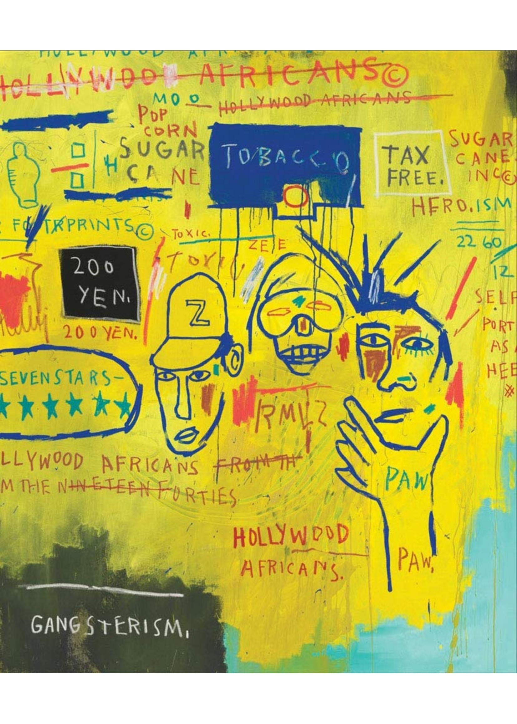 Writing the Future : Basquiat & and the Hip Hop Generation