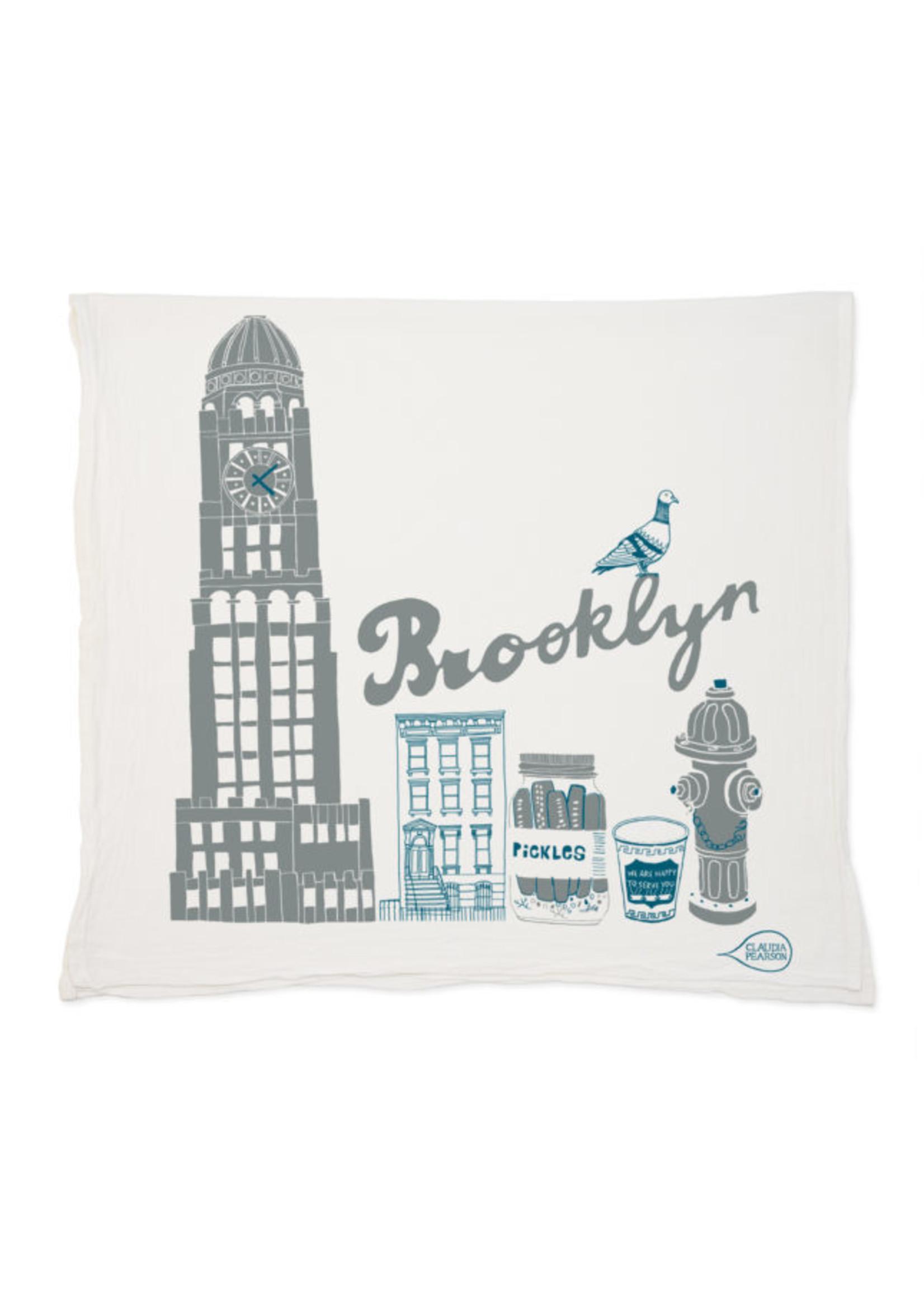 Brooklyn Tea Towel CP