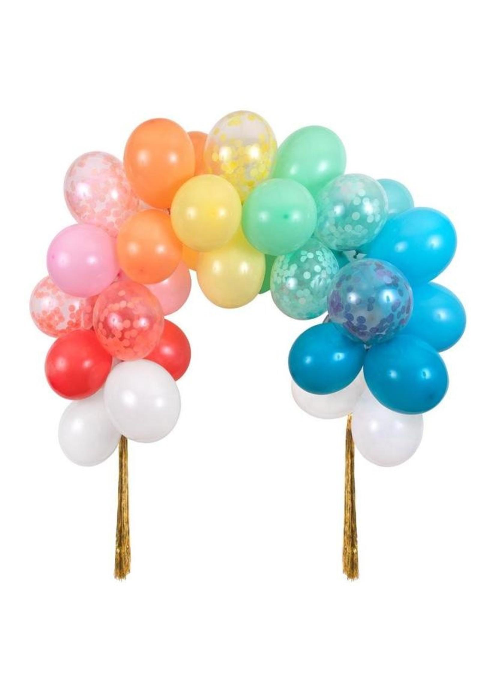 Rainbow Balloon Arch Kit