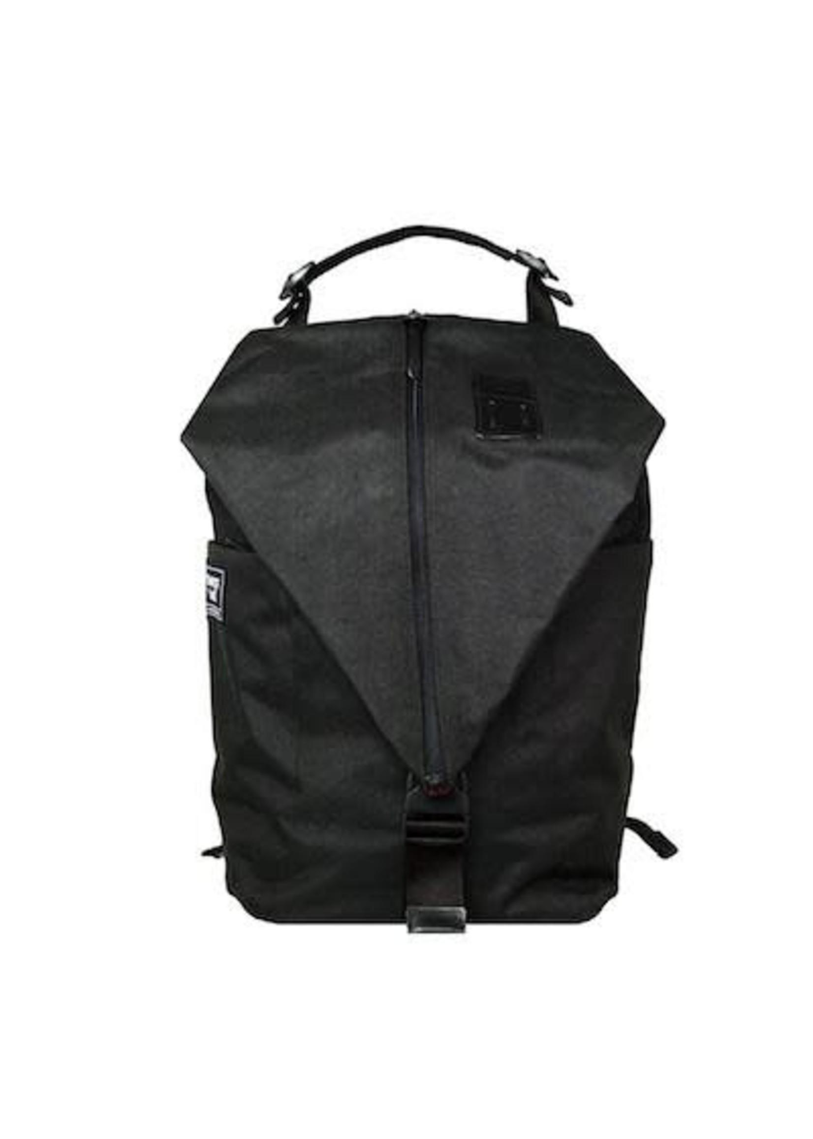 Harvest Label Ravenfold Backpack Black