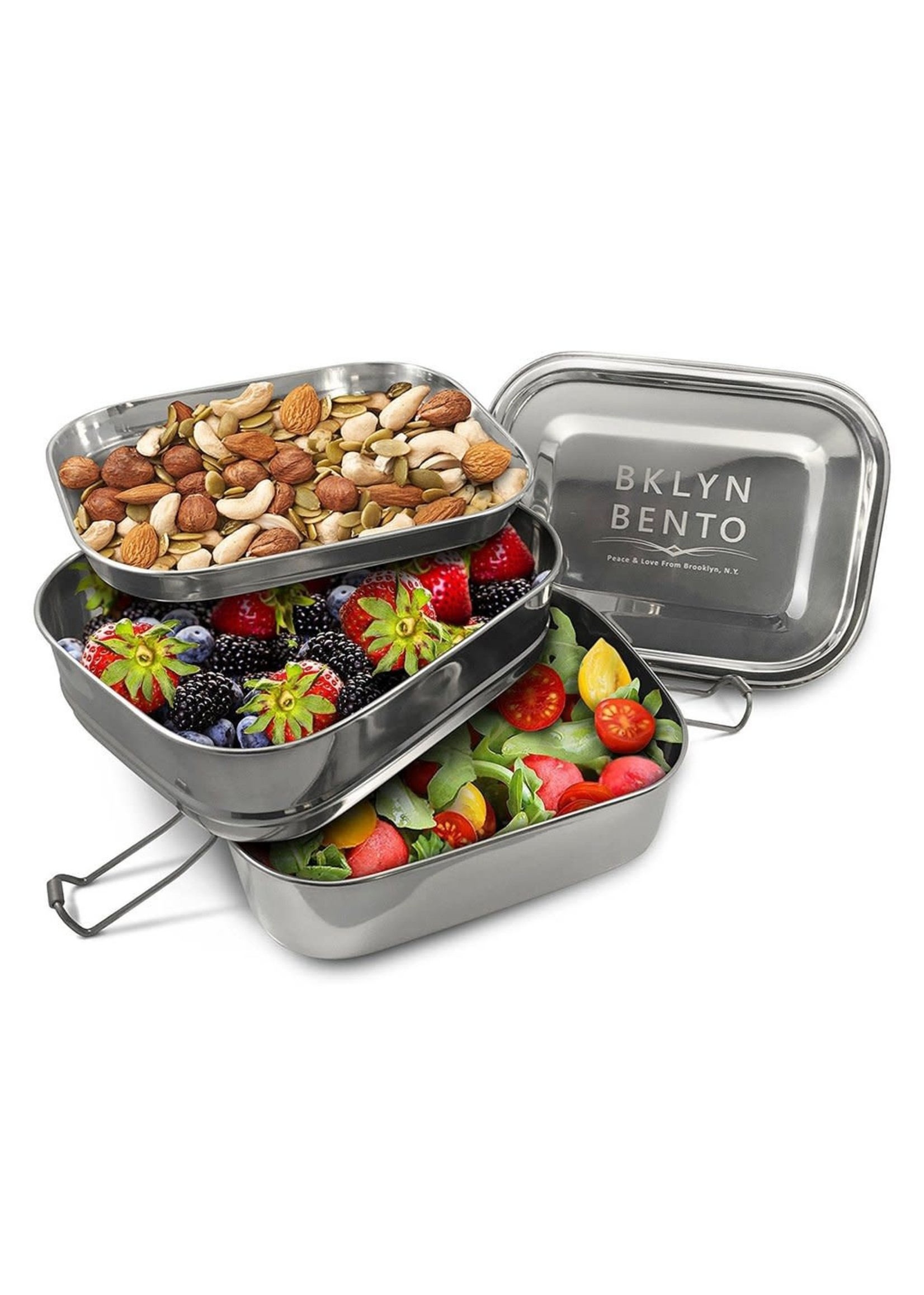 Brooklyn Bento Stainless Steel Bento Box