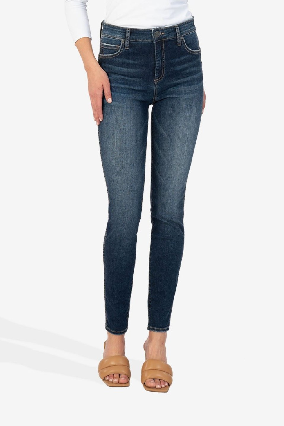 Kut from the Kloth Mia High Rise Fab AB Skinny