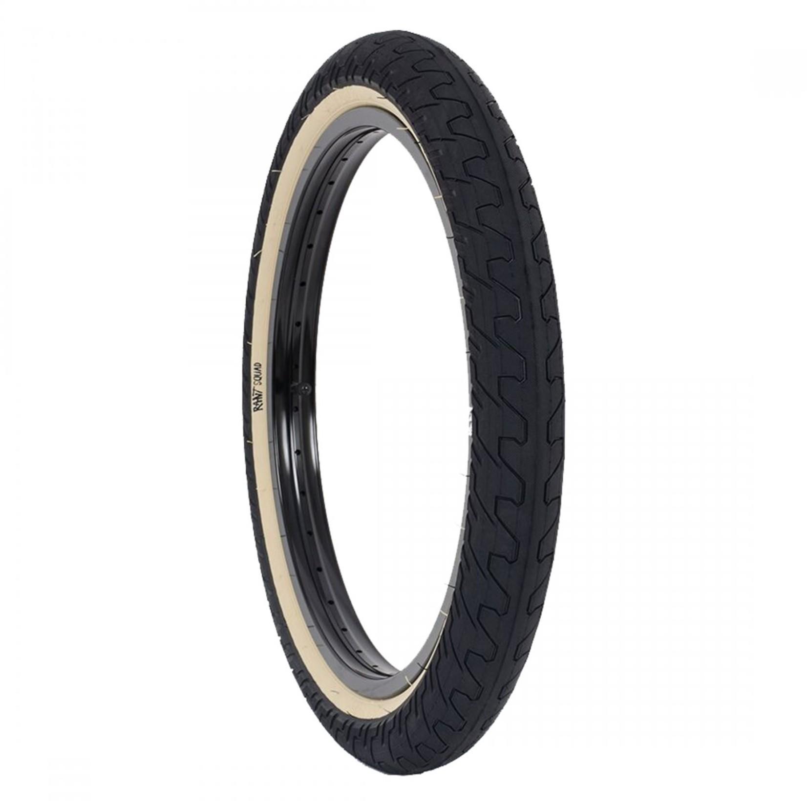 Squad Tire 20x2.3 WIRE Black / Tan