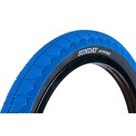 Sunday Sunday Current V2 Tire - 20 x 2.4, Clincher Blue/Black