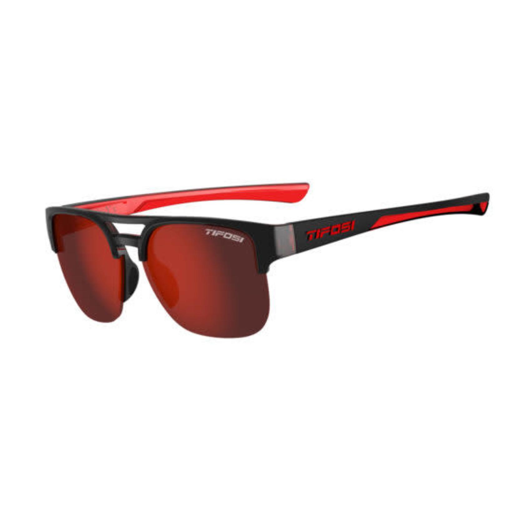 Tifosi Optics Salvo, Crimson Onyx Single Lens Sunglasses