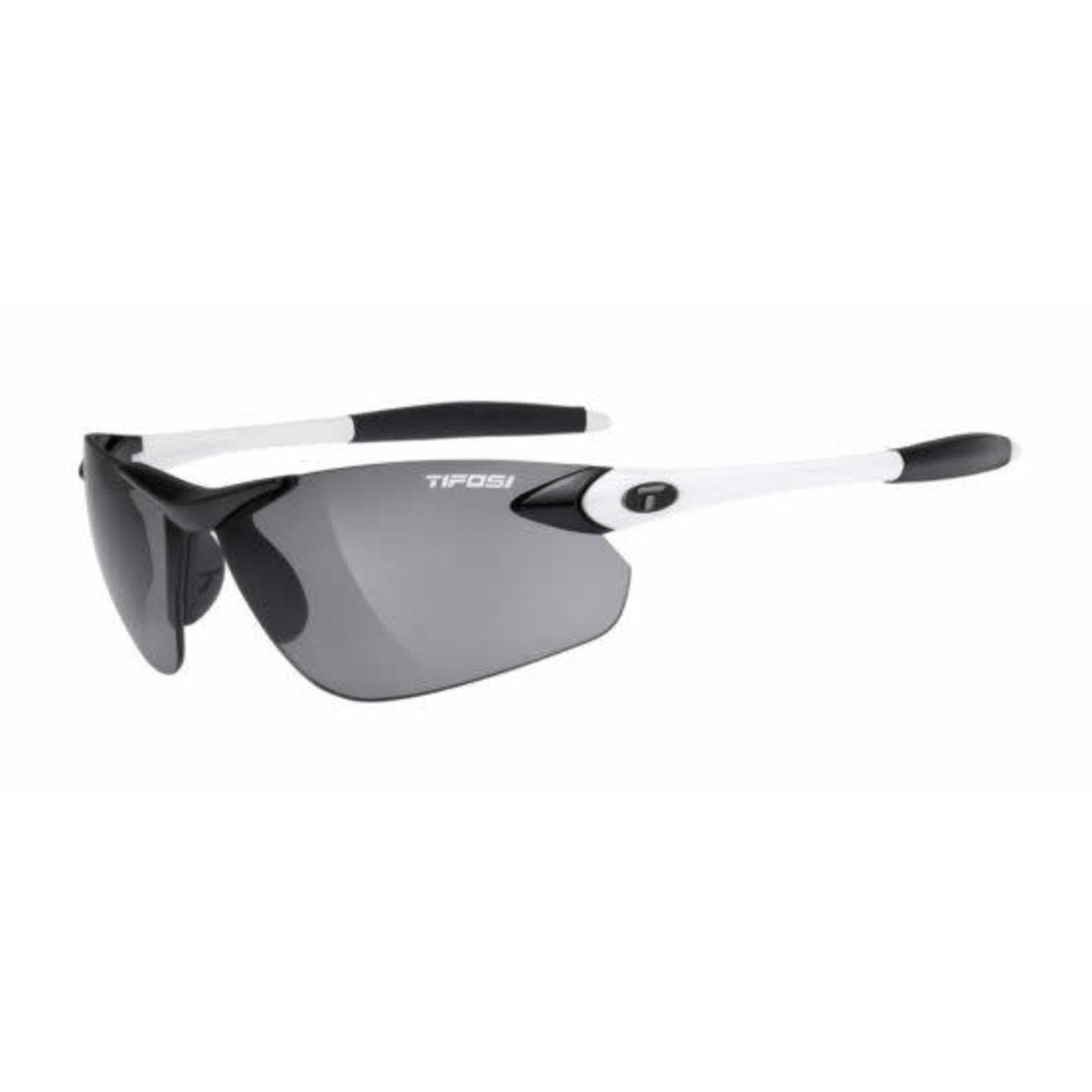 Tifosi Optics Seek FC, White/Black Fototec Sunglasses