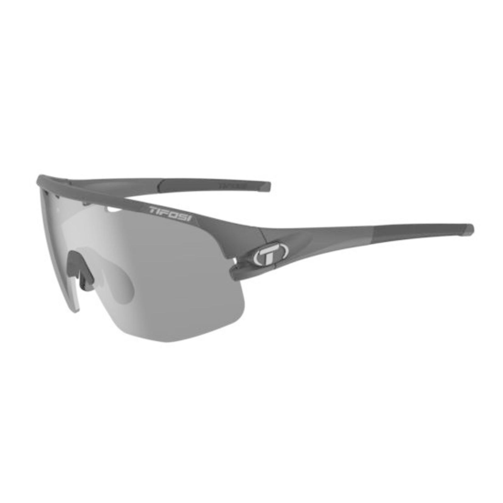 Tifosi Optics Sledge Lite, Matte Black Fototec Sunglasses