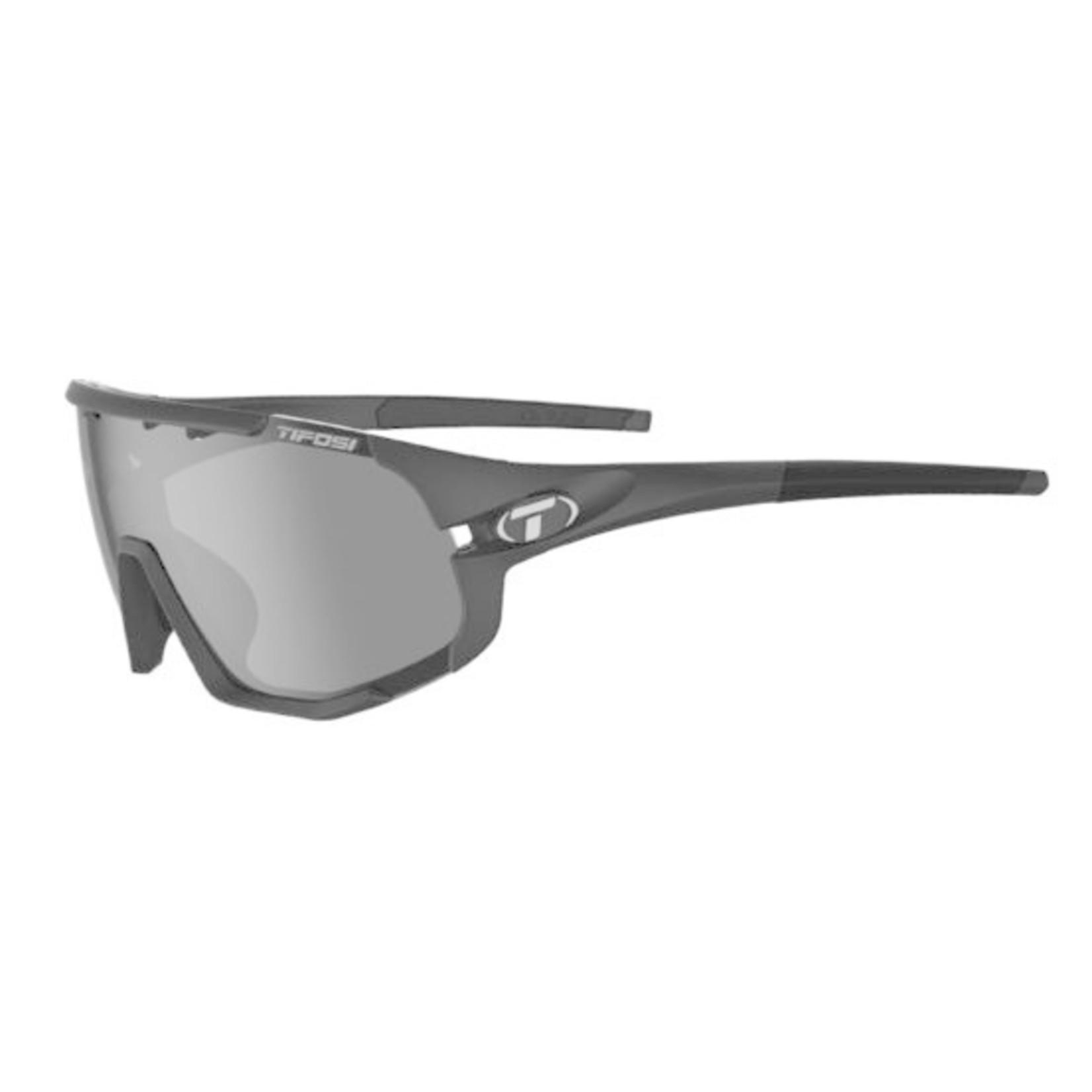 Tifosi Optics Sledge, Matte Black Interchangeable Sunglasses