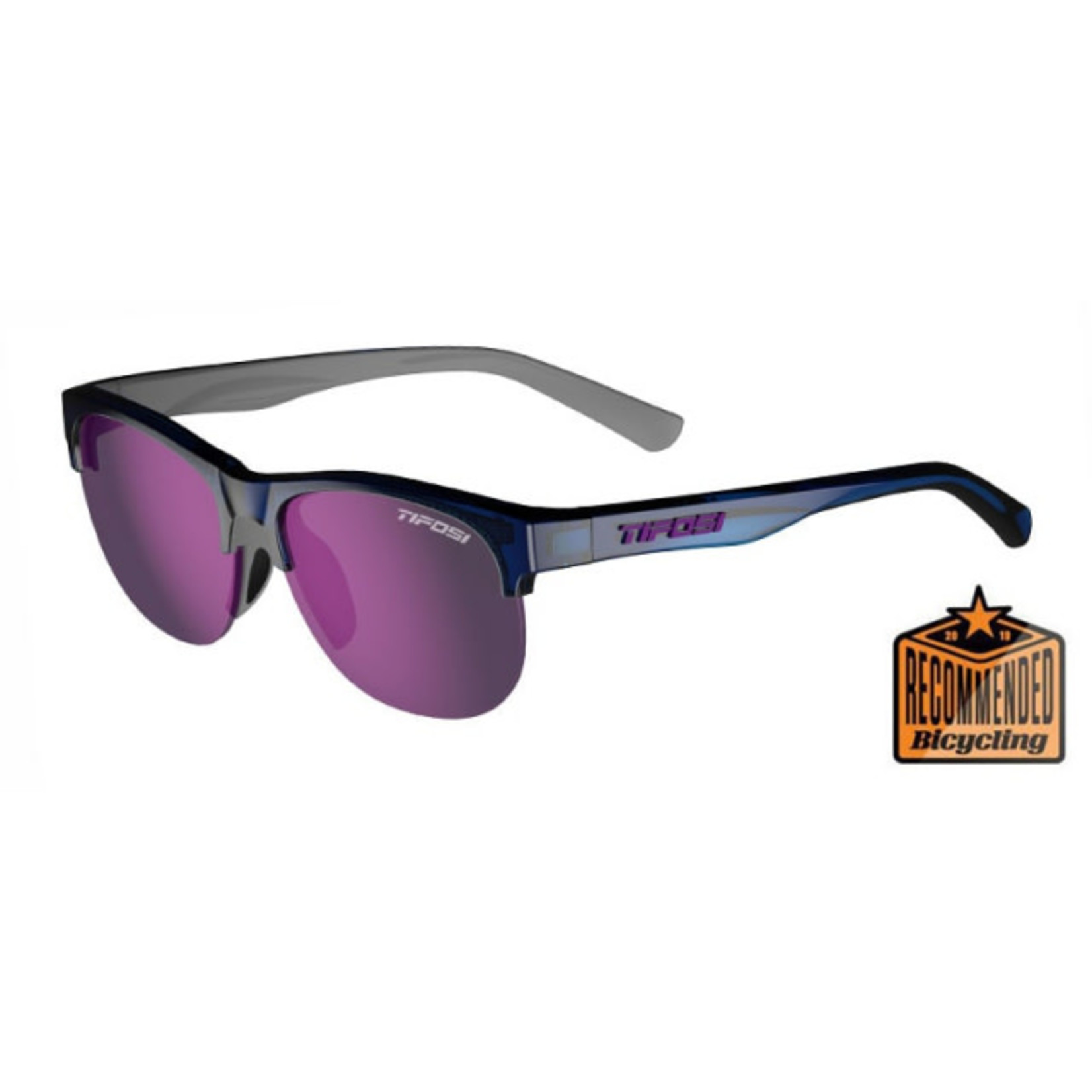 Tifosi Optics Swank SL, Indigo Shine Single Lens Sunglasses