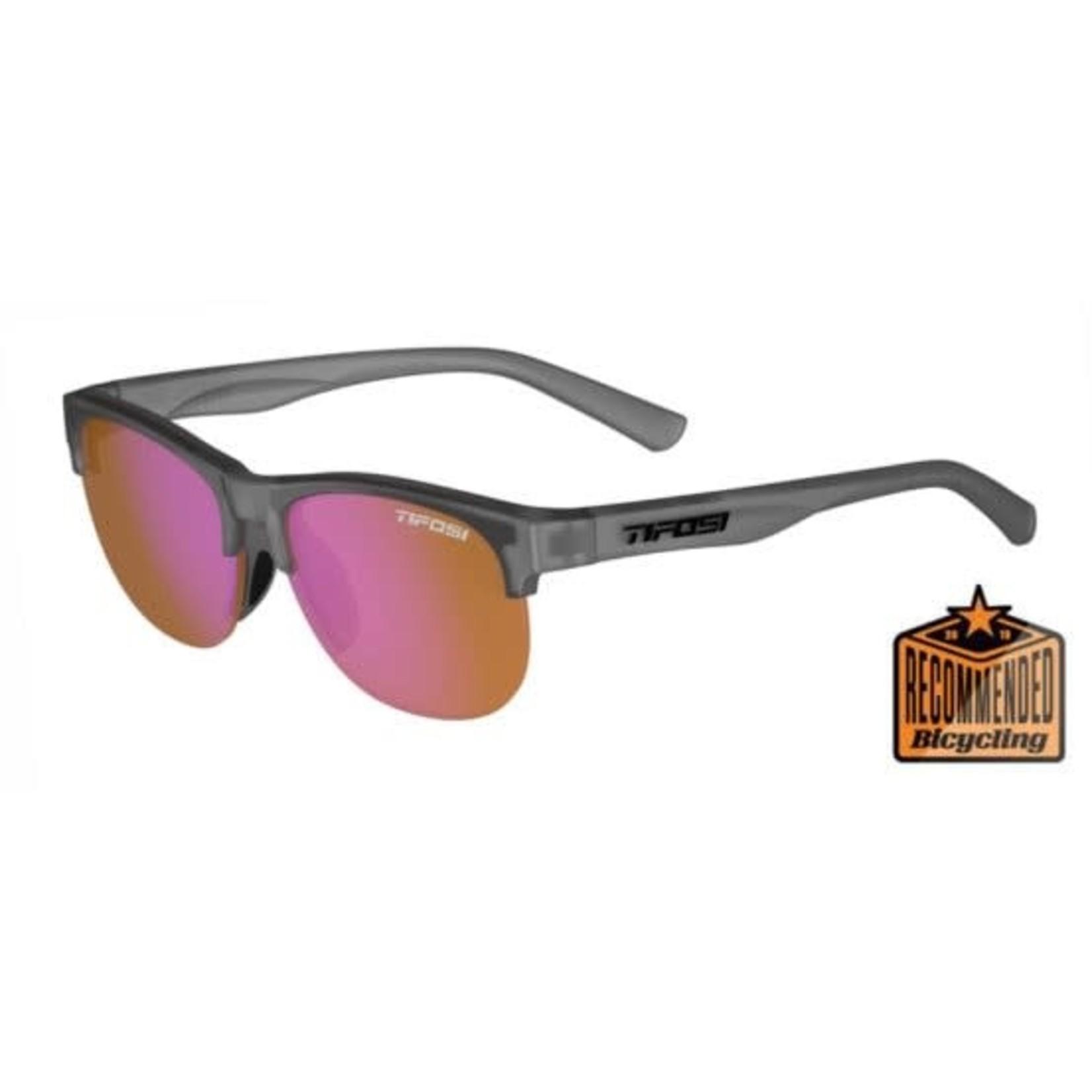 Tifosi Optics Swank SL, Satin Vapor Single Lens Sunglasses