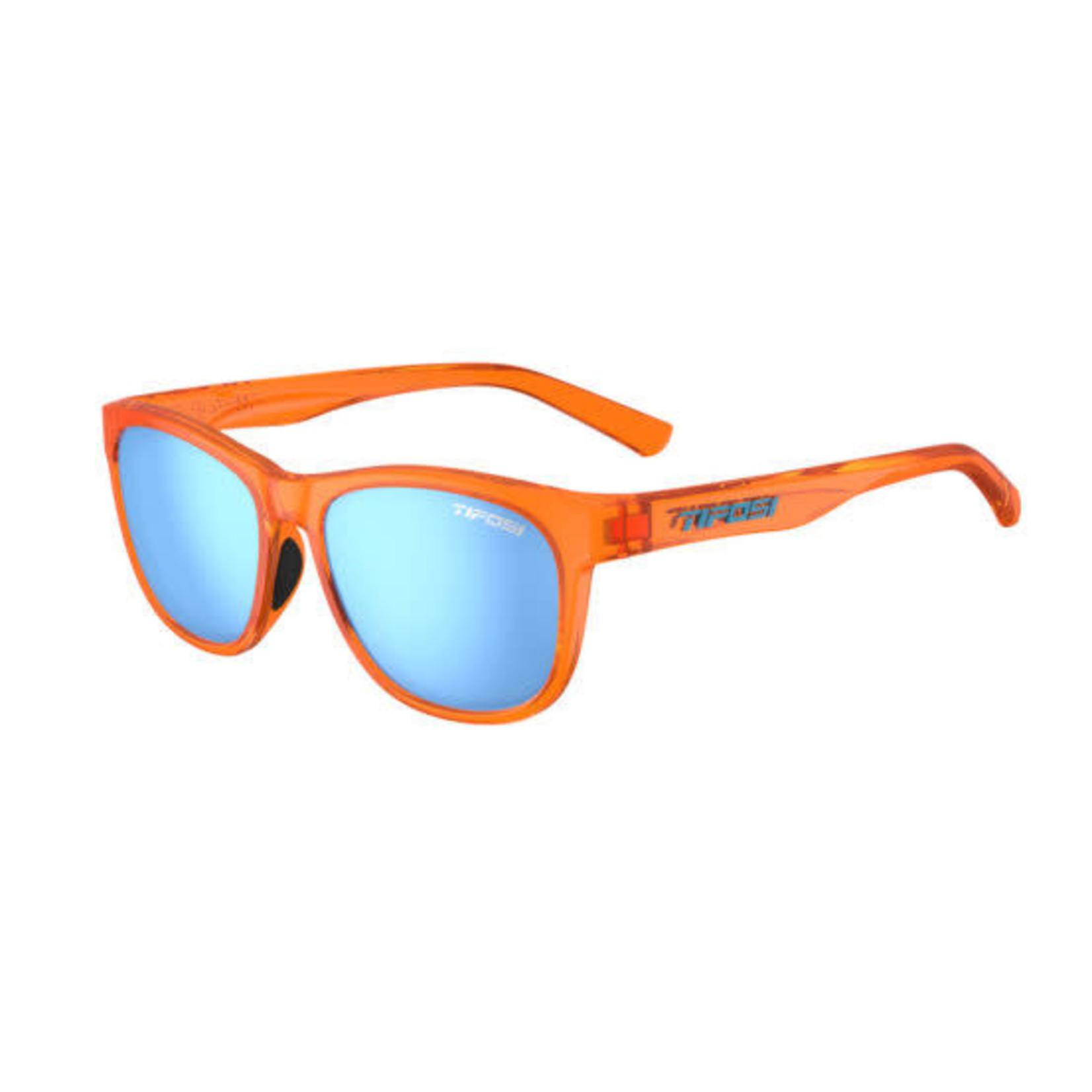 Tifosi Optics Swank, Crystal Orange Single Lens Sunglasses