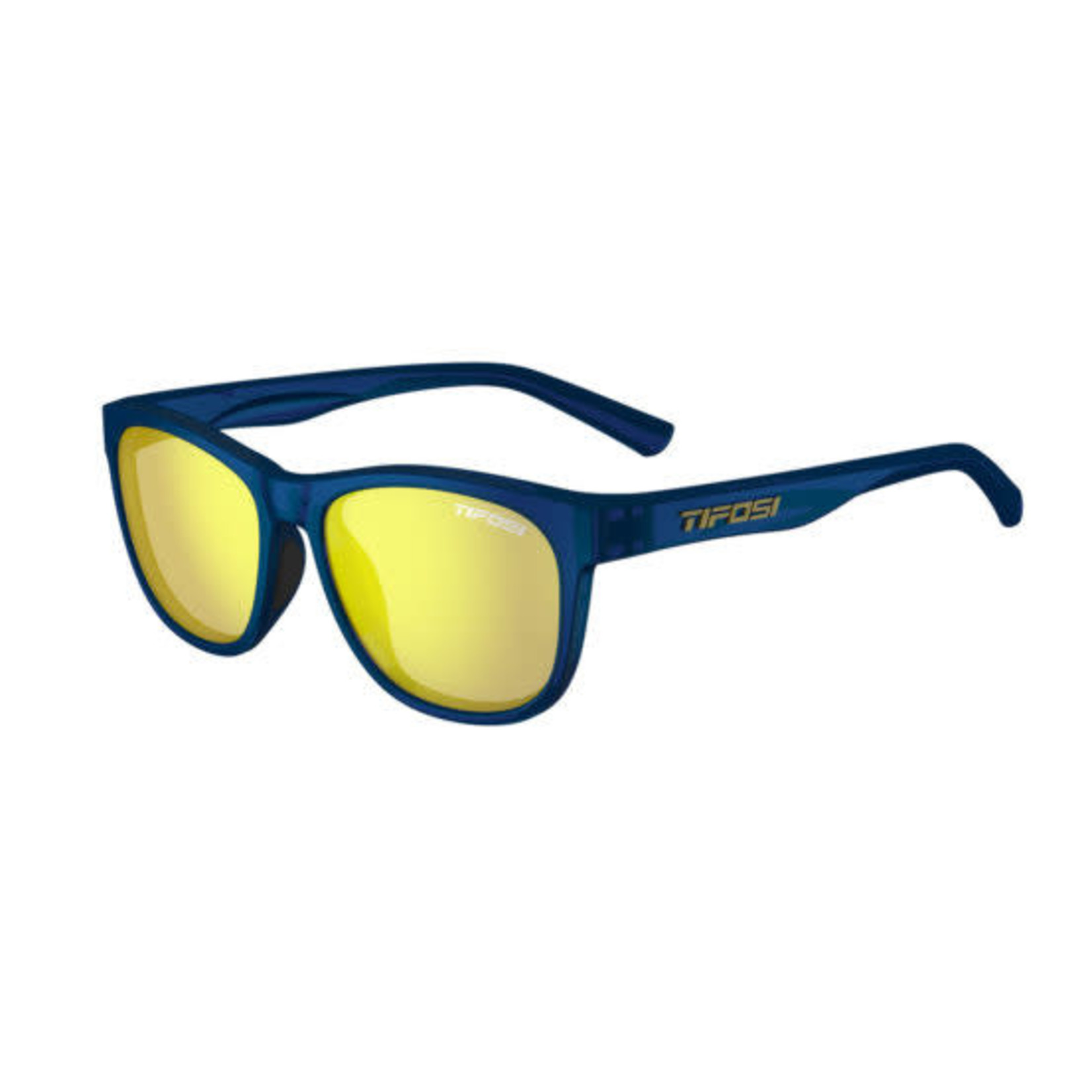 Tifosi Optics Swank, Midnight Navy Single Lens Sunglasses