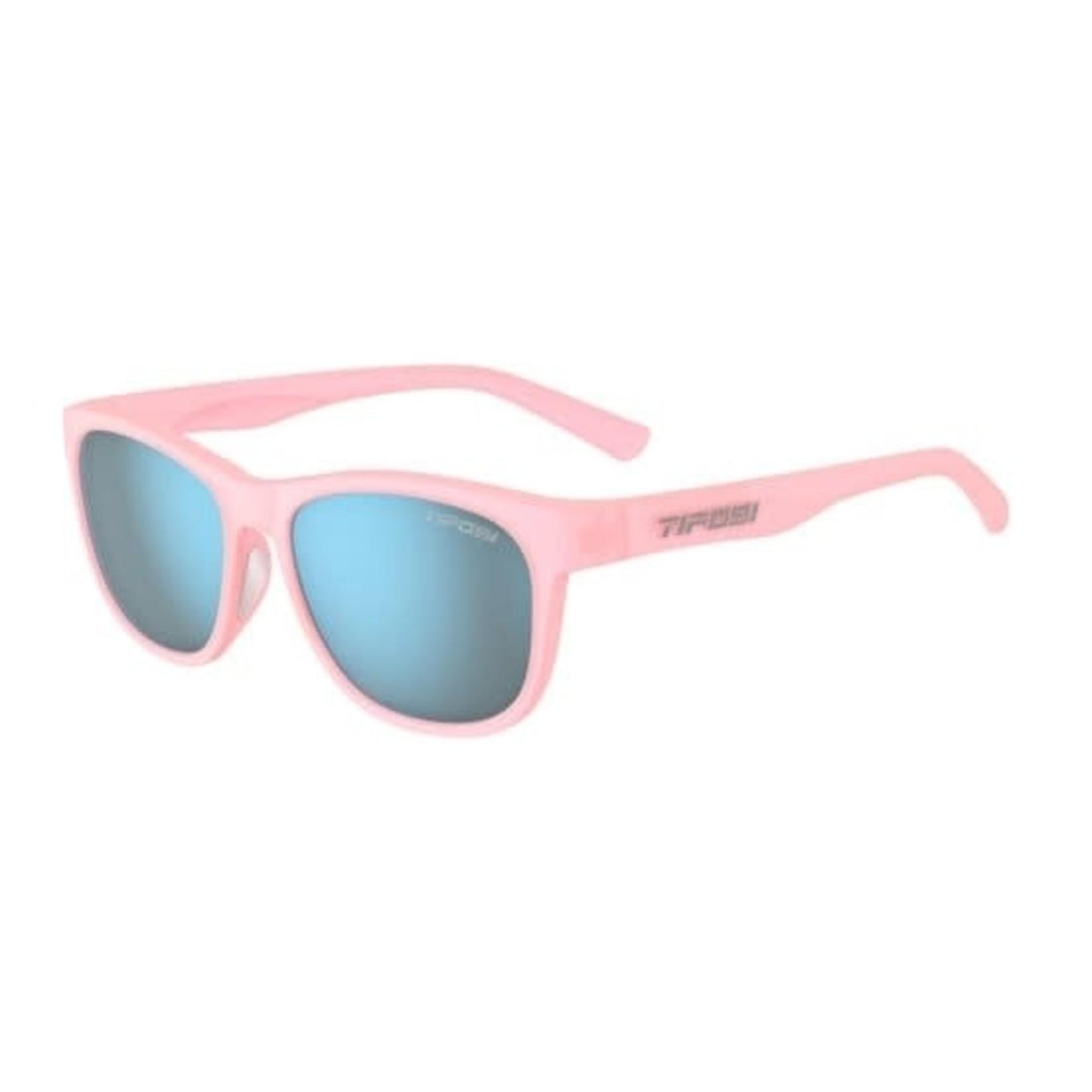 Tifosi Optics Swank, Satin Crystal Blush  Single Lens Sunglasses
