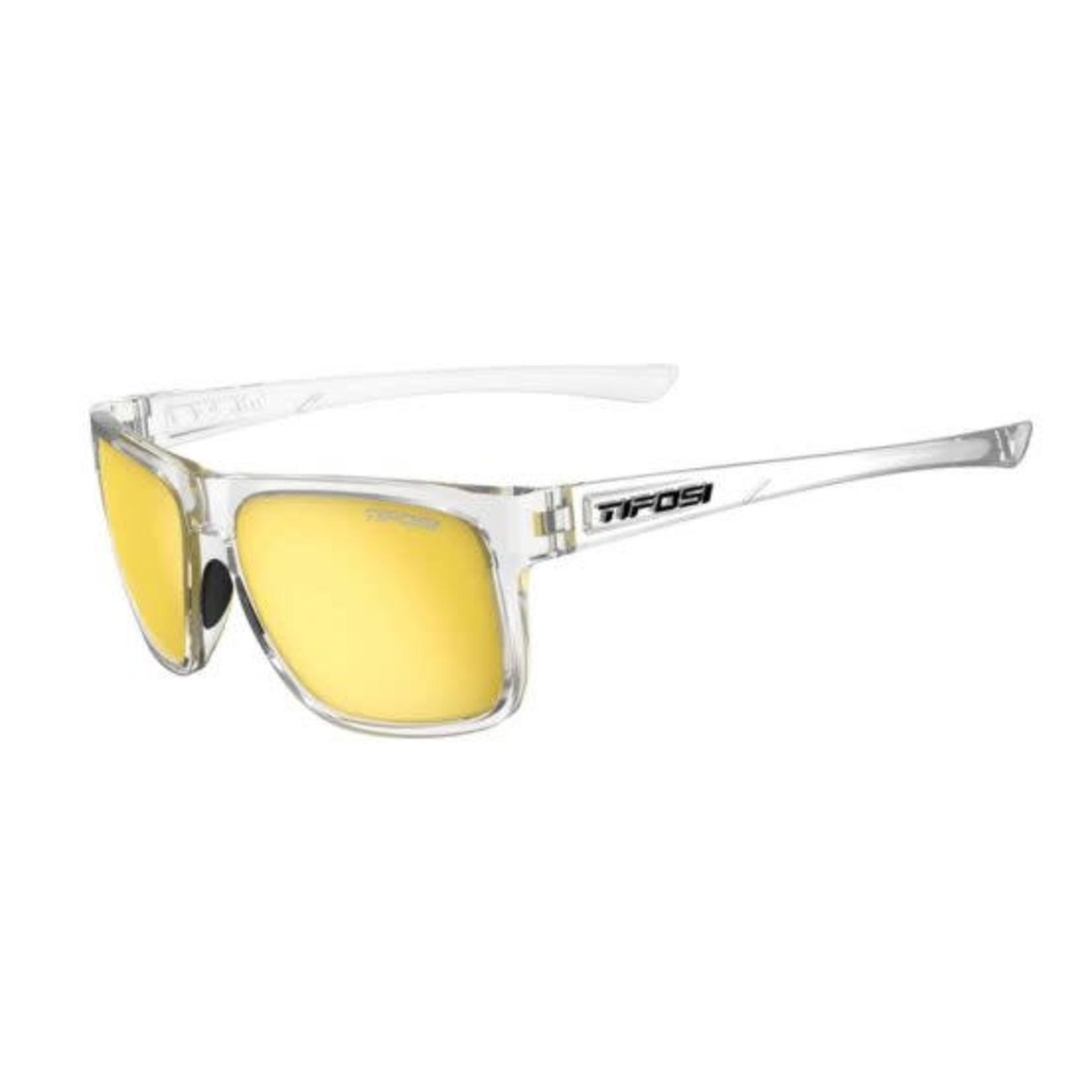 Tifosi Optics Swick, Crystal Clear Single Lens Sunglasses