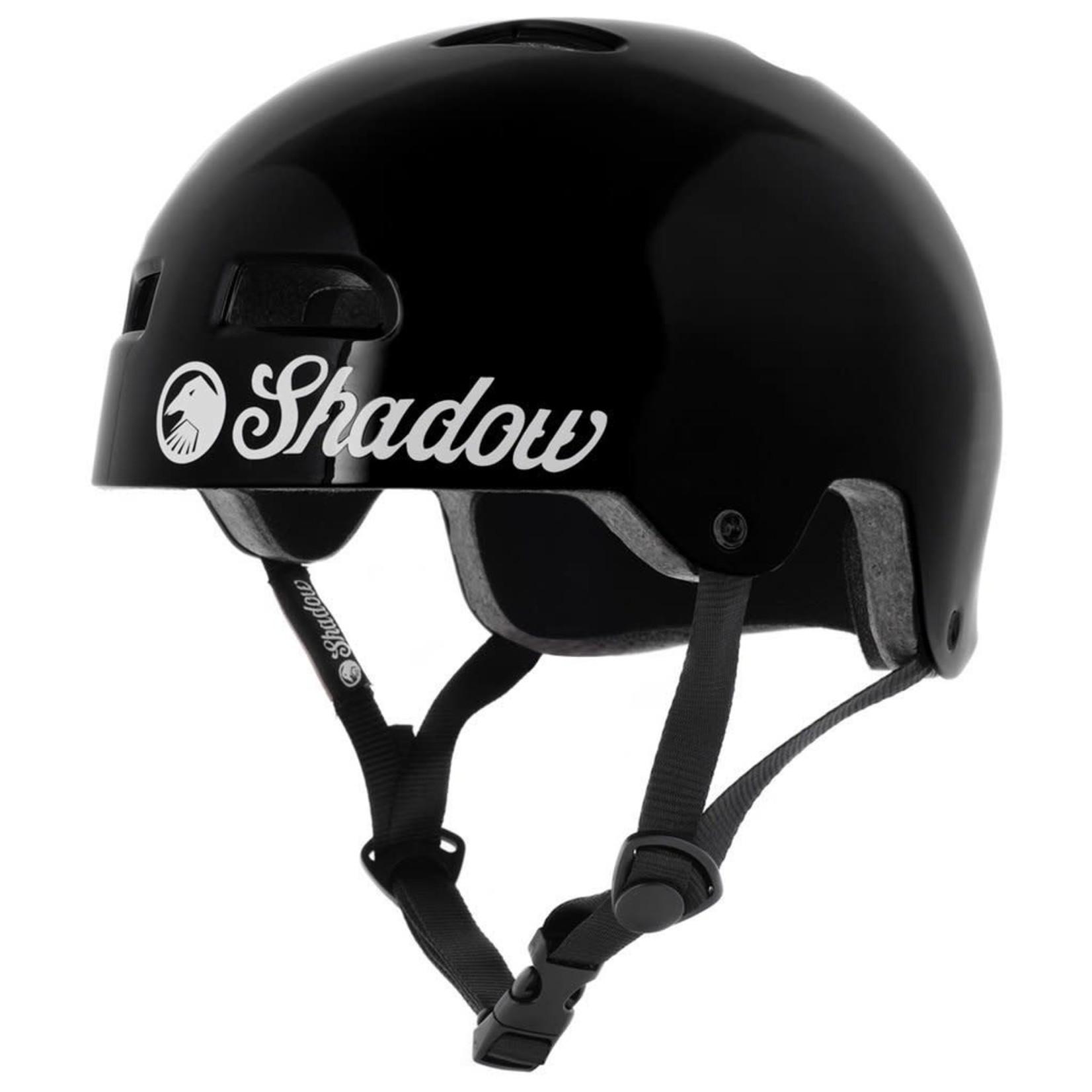 The Shadow Conspiracy Classic Helmet SM-M Gloss Black
