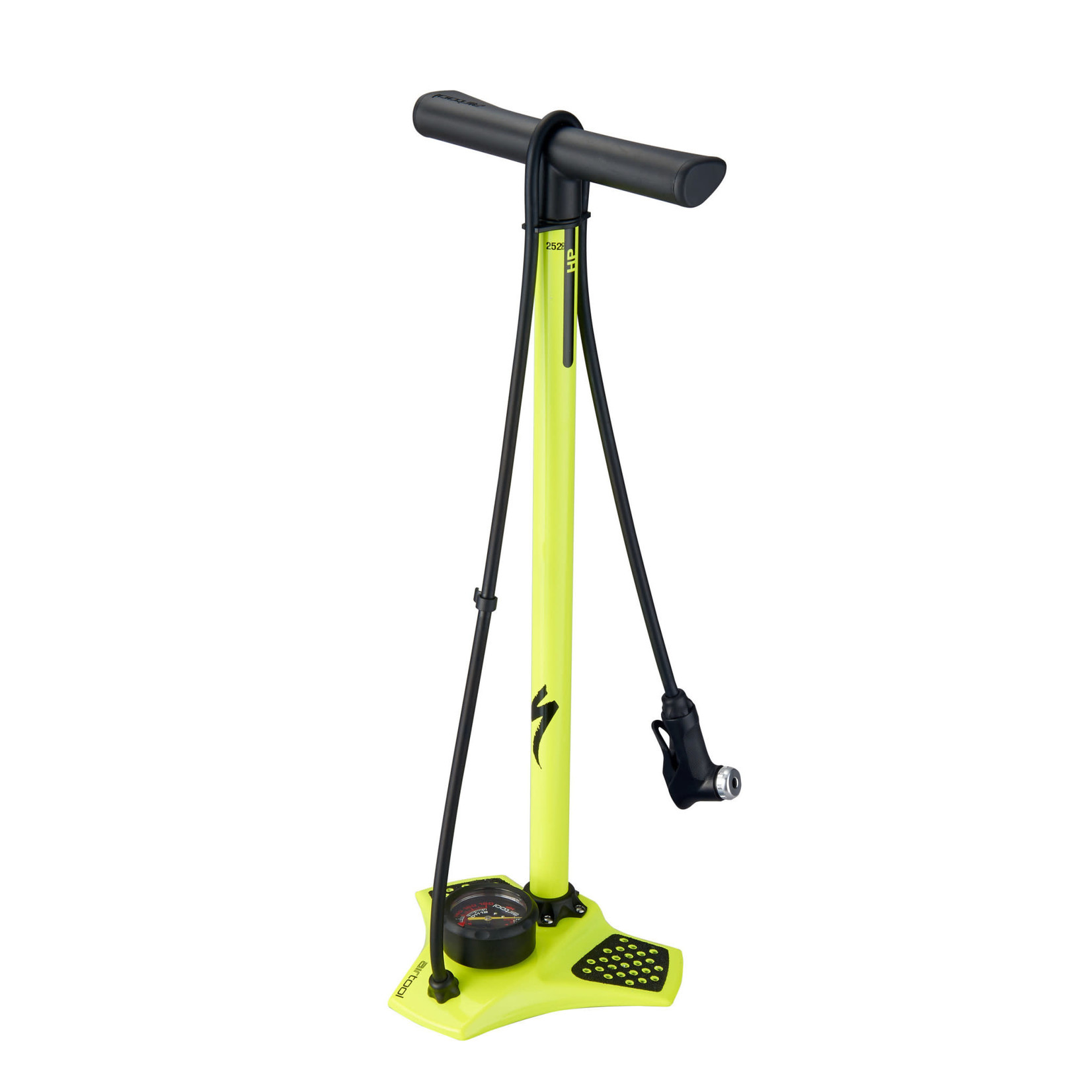 Specialized Air Tool High Pressure Floor Pump Ion