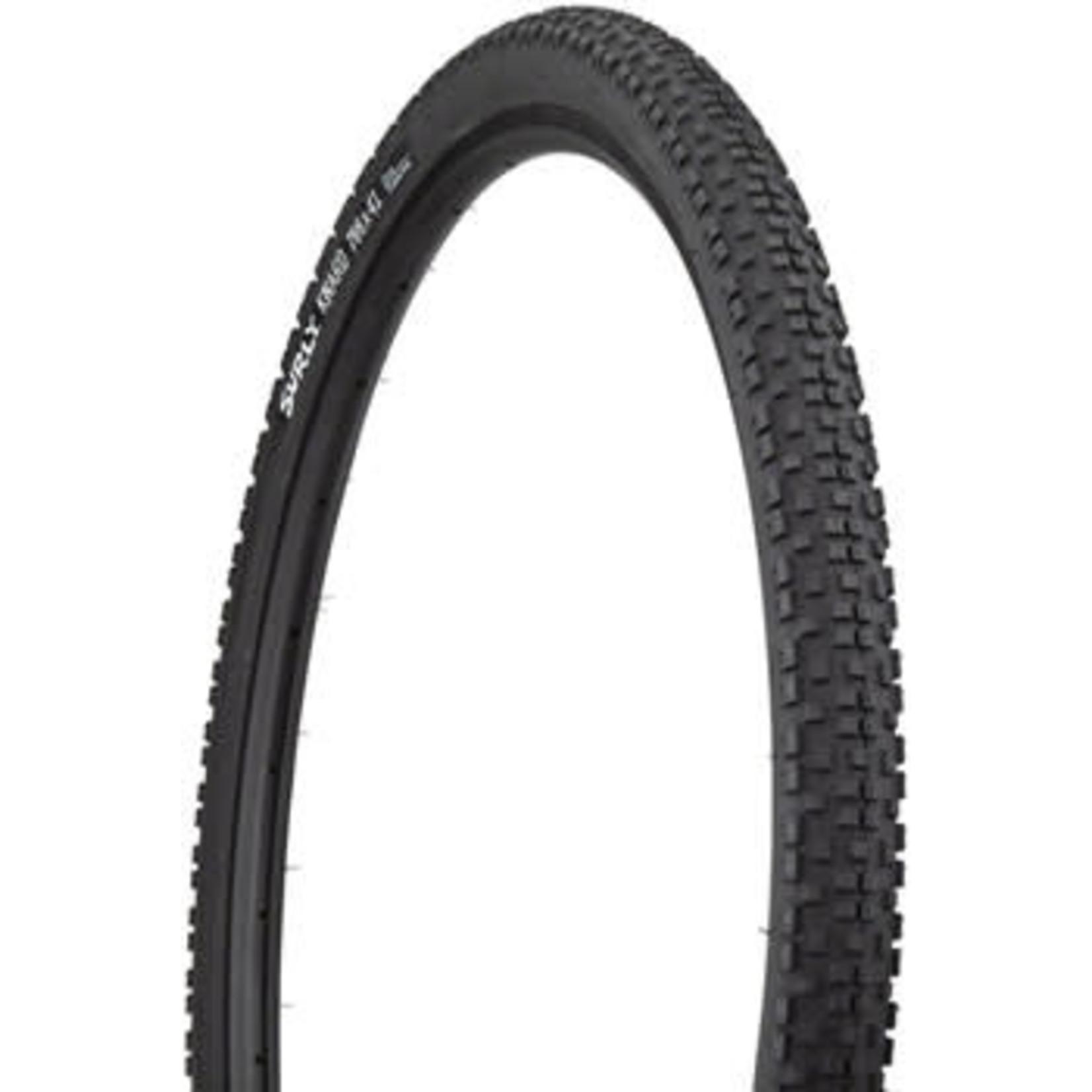 Surly Surly Knard Tire - 700 x 41, Tubeless, Folding, Black, 60tpi