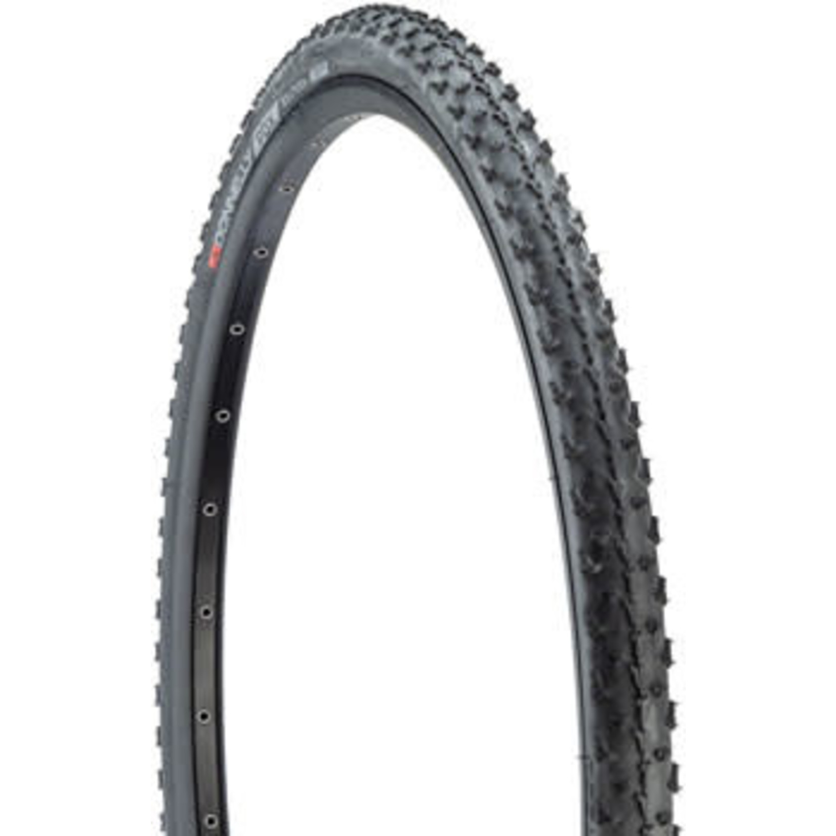 Donnelly Sports Donnelly Sports PDX Tire - 700 x 33, Tubeless, Folding, Black, 120tpi