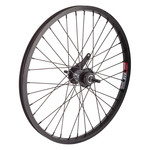 20'' Rear Wheel Coaster Brake Single Wall Black BO 3/8