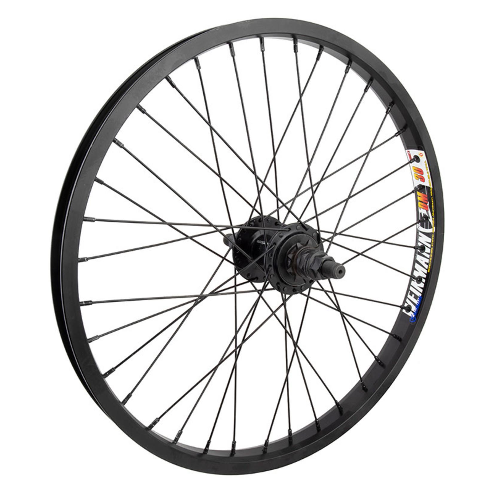 20'' Rear Wheel 9T Driver 14mm Double Wall