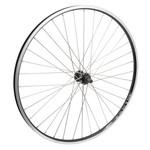 """700C/29"""" Rear Wheel Alloy Double Wall FW QR 135mm 12G  Black MSW"""