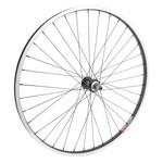 """27.5"""" Rear Wheel Alloy Mountain Single Wall FW QR 135mm 14g Black w/MSW"""