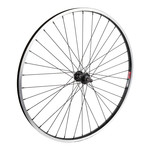 "700c/29"" Rear Wheel Alloy Single Wall FW QR 135mm 14g Black w/MSW"